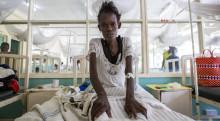 Oacceptabelt många dör av aids i Afrika söder om Sahara