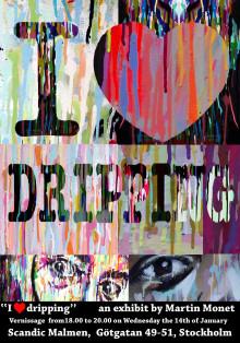 Vernissage på Scandic Malmen - Martin Monet