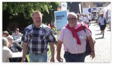Patientmakt på politikens gator i Visby