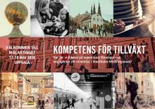 300 ledande politiker möts i Uppsala