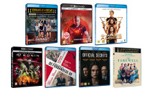 New titles in May from Universal Sony Pictures Home Entertainment
