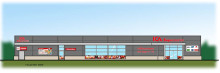 Forsen sköter projektledningen av ny ICA-butik i Gustavslund, Helsingborg