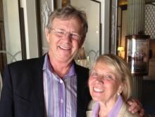 Operation Smiles grundare i Sverige för att promoveras vid KI