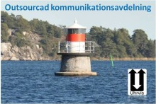 Outsourcad kommunikationsavdelning