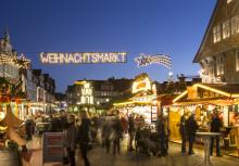 Den tyske julemarkedssæson er lige om hjørnet
