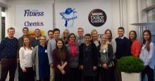 Elämää Nestléllä: Työvarjostajat pääsivät oikeisiin töihin