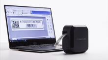 La nouvelle imprimante d'étiquettes de Brother permet une organisation sans effort au bureau et se recharge par l'USB