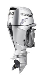 Honda lanserar helt nya utombordaren BF60