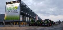 Norwegian Agro debuterer på Agroteknikk med stort maskinmangfold