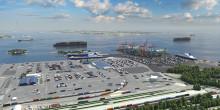 Göteborgs Hamn växer med muddermassor