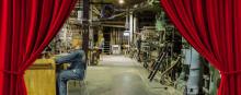 Teaterprojekt på Frövifors Pappersbruksmuseum söker medverkande