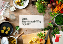 Summary of Findus Sustainability Report 2014