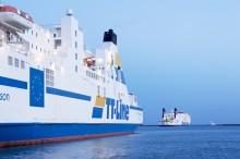 Nya volymrekord för Skandinaviens största RoRo-hamn i Trelleborg!