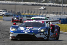 """Motiviert bis in die Haarspitzen: Ford Chip Ganassi Racing will GTLM-Sieg beim """"Rolex 24 at Daytona"""" wiederholen"""