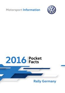 Pocket facts Rally Germany 2016