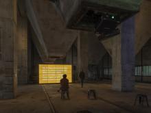 Urbane Künste Ruhr eröffnet Tony Cokes: Mixing Plant in Essen