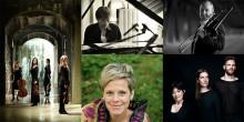 Musik i Äppelriket är tillbaka i sommar med några av Europas främsta artister