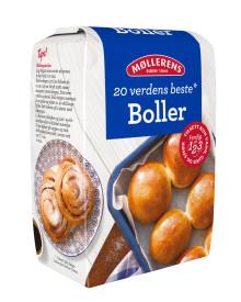 Møllerens Bolleblanding perfekt til lussekatter og julebrød