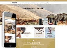 Springyard igång på rekordtid, under budget, med Viskan Streamline