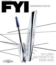 Ny Lash Architect 4D Mascara