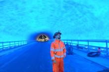 Marathon-Weltpremiere: 300 Meter unter der Meeresoberfläche durch Fjordnorwegen