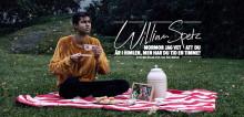 William Spetz är tillbaka med sin succéföreställning under våren 2018!