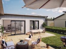 Säljstart för OBOS nya radhus i Färjestaden