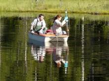 Ny studie klargör vad som styr förekomst av metylkvicksilver i sjöar