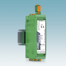 Hybrid motorstarter for I/O-Link