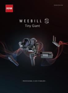 Zhiyun Weebill S, flyer ENG