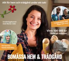 Premiär för Bomässa Hem & Trädgård