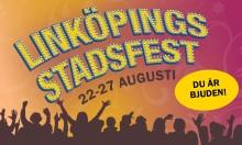 Nya musiktalanger till Linköpings Stadsfest 2017