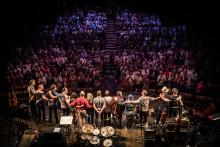 Magnus Stinnerbom & Västanå Orchestra i Berättarladan  6-7 augusti