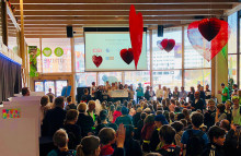 Torpaskolan vann tävlingen DigIt med digital framtidslösning för äldre