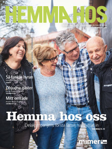 Årets första nummer av Hemma Hos är här!