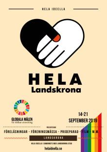 HELA Landskrona - program