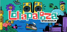 EN AV VÄRLDENS STÖRSTA FESTIVALER – LOLLAPALOOZA – TILL SVERIGE 2019!