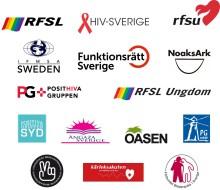 Civilsamhället säger nej till regeringens budget för hivarbete - pengarna räcker inte!
