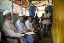 Myanmar / Bangladesh: Så drabbas äldre människor efter militärens övergrepp
