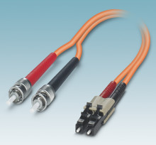 New Zipcord patch cable with OM1 bevel