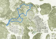 3 km nytt motionsspår genom Sveriges mest hållbara stadsdel