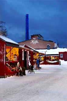 Oplev Sverige i juleskrud