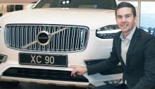 Rekordorder för AXXOS - Volvo Cars installerar AXXOS OEE i nya XC90 fabriken