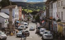 CRICKHOWELL HIGH STREET CROWNED 'UK'S BEST' IN  GREAT BRITISH HIGH STREET AWARDS