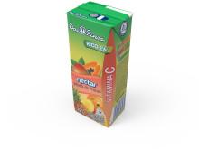 Dos Pinos setzt als erstes Unternehmen in Amerika auf die Tetra Brik® Aseptic 200 Slim Leaf-Verpackung