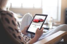 Yngre bilköpare vill klicka hem sin bil från soffan