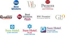 Best Western Hotels & Resorts lanserer nytt varemerke