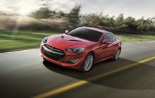 Hyundai Genesis Coupe: