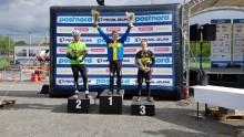 Svensk Cykel  -  Resultat v. 18