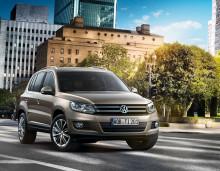 Premiär på Genève-salongen: nya Volkswagen Tiguan